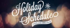 Holiday web site
